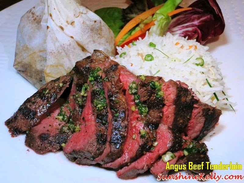 Angus Beef Tenderloin, Basmathi Rice Replacing Risotto, Fuzio Bar & Restaurant, KL, Jasmine Pusa Gold 1121 Basmathi Extra Long Rice, Jasmine Basmathi Rice, Pusa Gold 1121 Basmathi Rice, Italian cuisine, basmathi rice, basmathi rice dishes, rice,