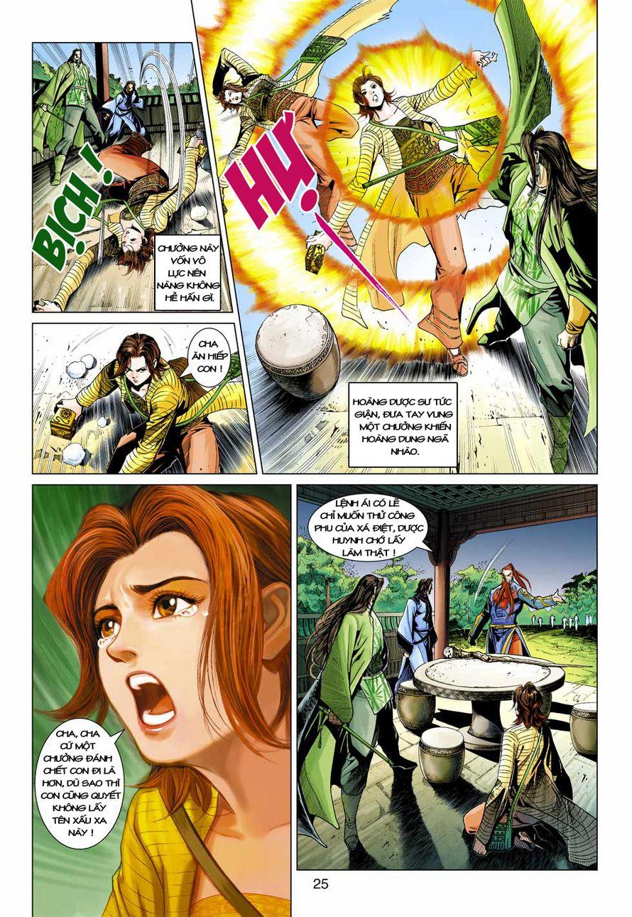 Anh Hùng Xạ Điêu anh hùng xạ đêu chap 43 trang 24