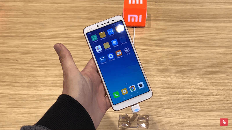 Xiaomi Redmi S2 with 5.99-inch 18:9 screen and dual rear cameras leaked