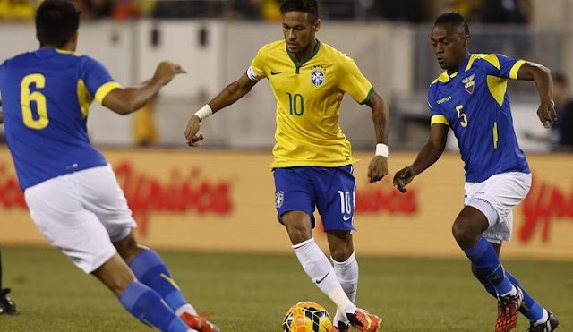 Brasil vs Ecuador en vivo directo Eliminatorias 31 agosto