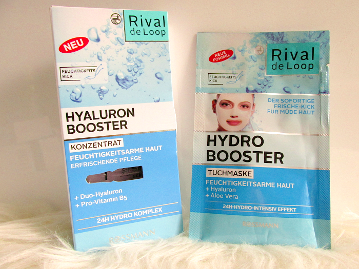 Gewinnspiel Hyaluron Booster Konzentrat & Hydro Booster Tuchmaske