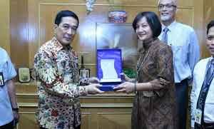 Pemkot Palembang bersama Kantor Pelayanan Pajak Pratama Seberang Ulu Sinergi Dalam Pembangunan