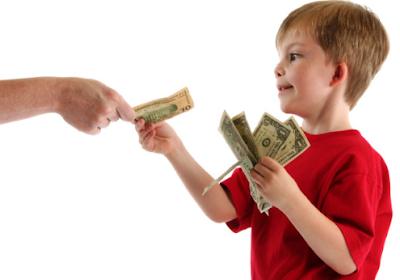 Uang Saku yang Wajar untuk Anak