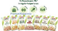 Logo Saclà I Freschi per te: ricevi come premio sicuro 4 esperienze benessere ( valore 75€)