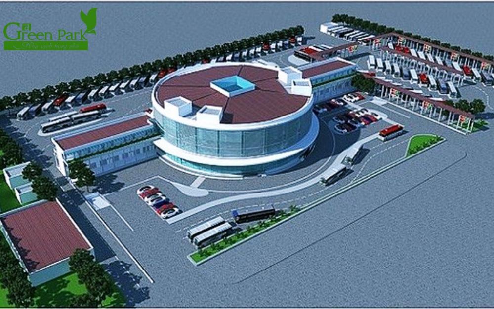 Quy hoạch và xây dựng bến xe khách Yên Sở