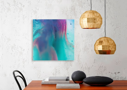 Art + Sound: Soundwall Debuts Nova - art you can touch to stream music...