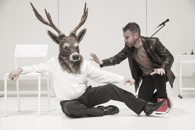 El bramido de Düsseldorf de Sergio Blanco en el Teatro Solís de #Montevideo