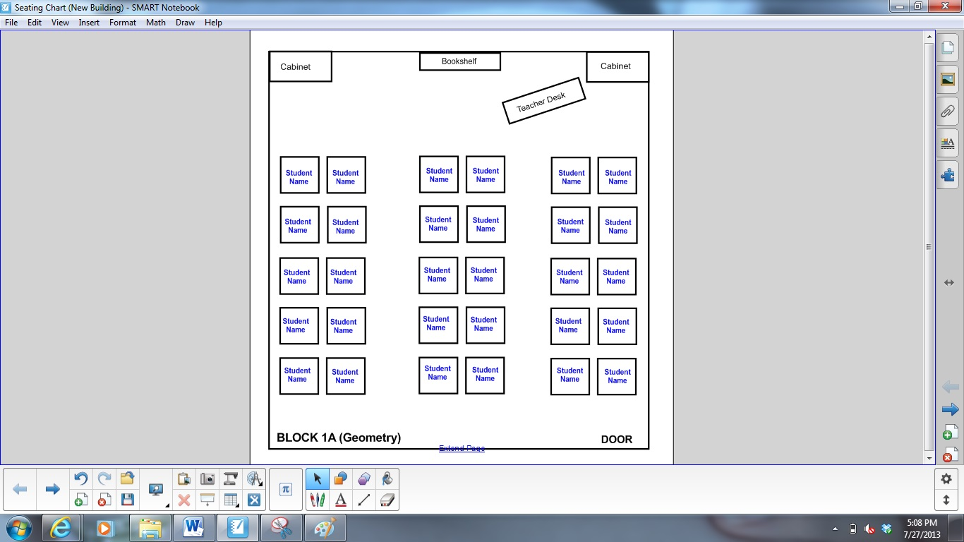 All Things Algebra A Smarter Seating Chart