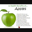 Apples - 10 Health Benefits