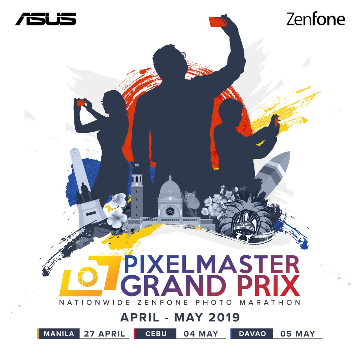 ASUS PixelMaster Grand Prix 2019