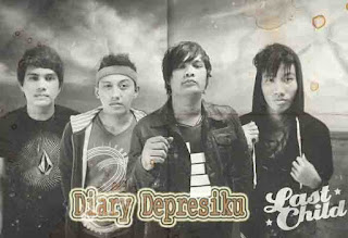 Lirik Lagu Diary Depresiku Last Child