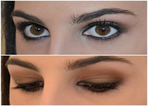 Você linda no fim de ano: Diferentes formas de delinear os olhos em três minutos!
