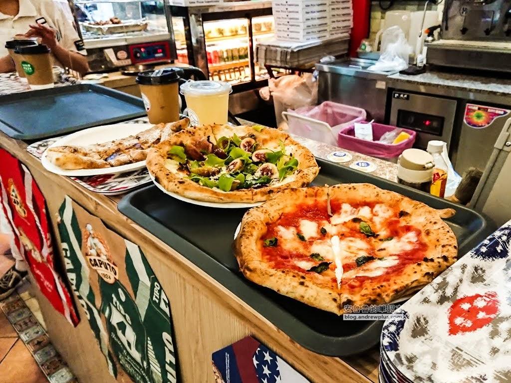 府中美食,板橋美食,GINO PIZZA,世界冠軍披薩