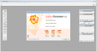 Screenshot 1: Adobe Illustrator
