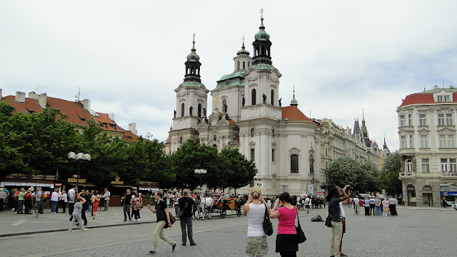 Mais lugares para conhecer na Cidade Velha em Praga