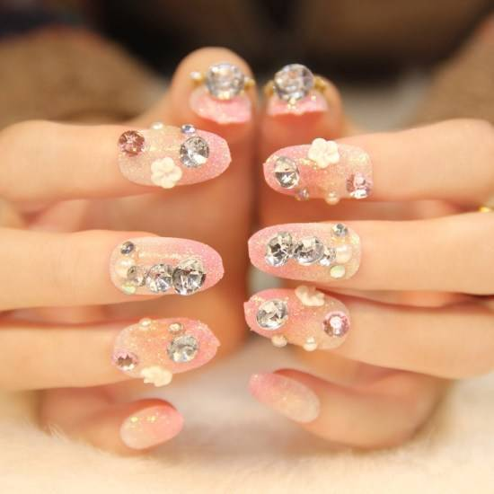 Most Beautiful Best Ever Floral Nail Art Designs Ideas for Girls-Women