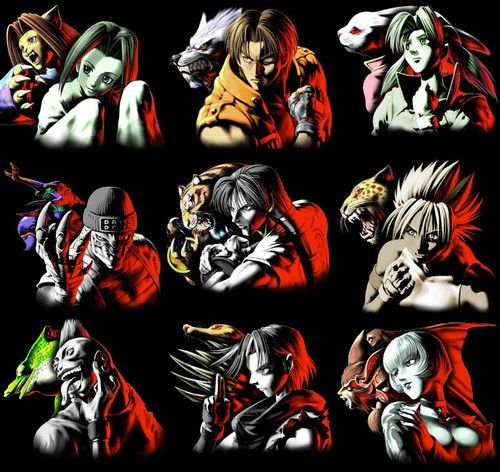 I Think It's Time For A New Bloody Roar Game