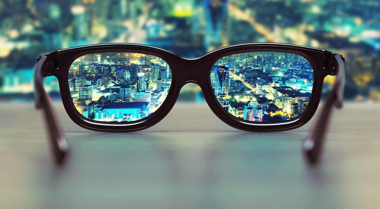 technology mediation glasses 眼鏡中介人類與世界的關係