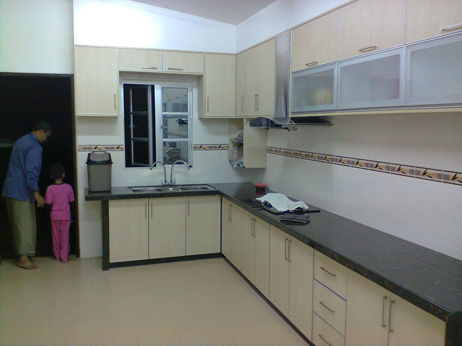 Cara membuat kabinet dapur for Buat kitchen set sendiri