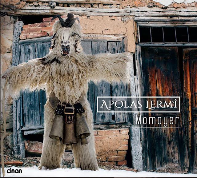 Τον τέταρτο προσωπικό του δίσκο με τίτλο «Μωμογέρ» παρουσιάζει ο Απόλας Λερμί