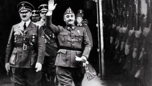 Conozca quién fue Franco, el dictador aliado de Hitler