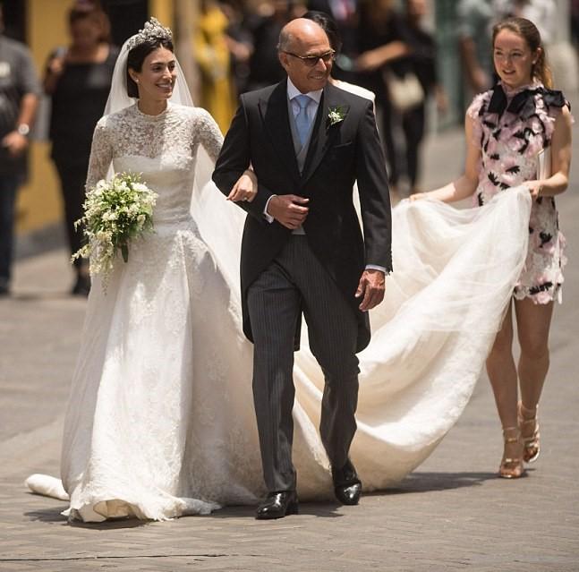 Royal Family Around the World: Wedding of Prince Christian of ...
