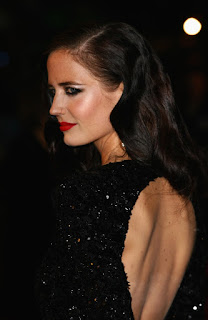 Eva Green So Beautiful Side Face