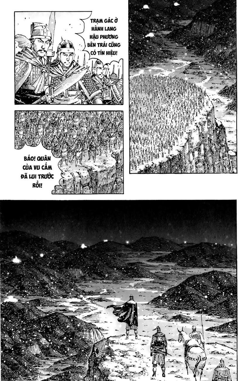 Hỏa phụng liêu nguyên Chương 425: Phản kích Tào Tháo [Remake] trang 5