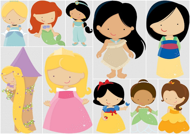 Disney Princess Babies Images Oh My Baby