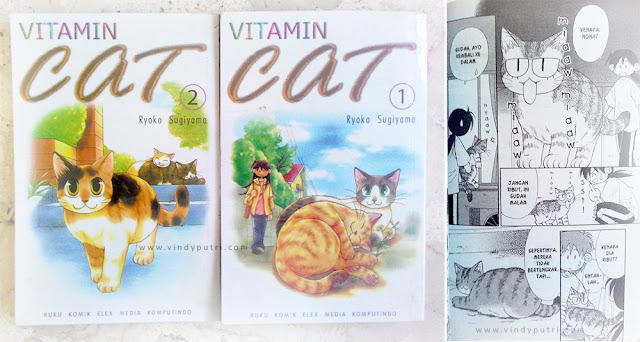Vitamin Cat