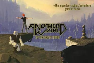 Adalah sebuah game dengan genre platformer lawas dengan skema kontrol aksi yang variatif Game:  Another World apk