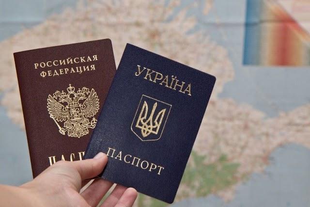 Кремль поздравил Зеленского паспортной оккупацией украинских регионов