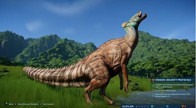 Increase Guest Satisfaction, Jurassic World Evolution