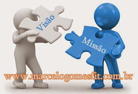 Minha Visão - Marcelo Gomes Personal Trainer