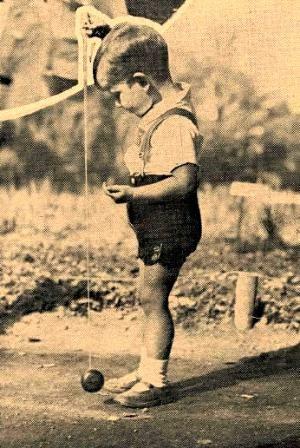 O modă nouă în 1932