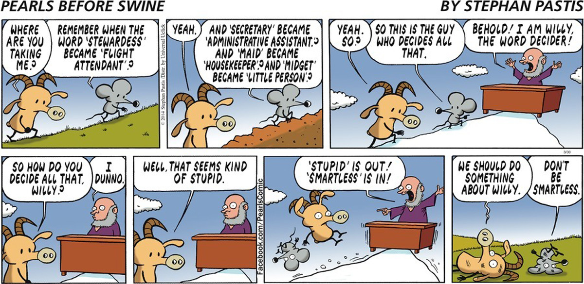 Pearls Before Swine comics  Pearls Before Swine Comic