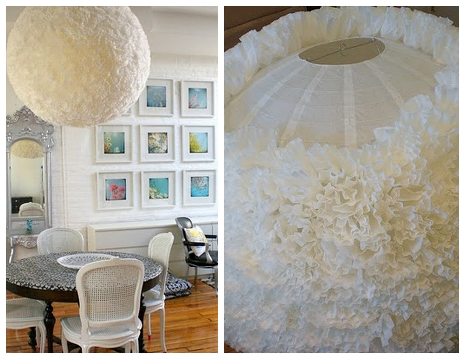Tutorials 30 Coffee Filter Paper Lantern