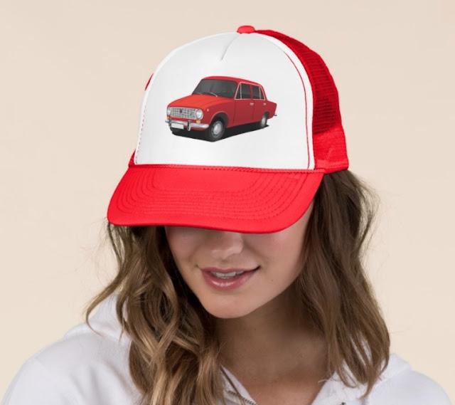 vaz-2101 Lada 1200 trucket hats cap