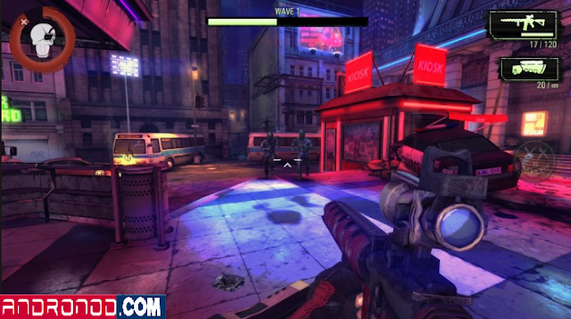 Suicide Squad: Special Ops Mod Apk v1.1.3 (Unlimited Ammo)