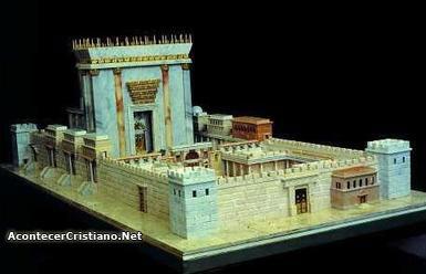 Diseño de proyecto del Tercer Templo judío