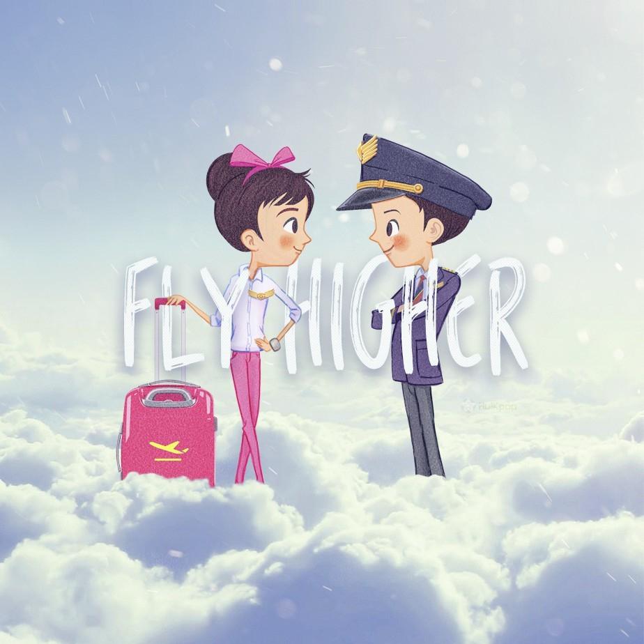 Jun – Fly Higher – Single