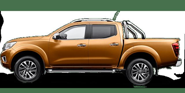 2016 Nissan Navara NP300