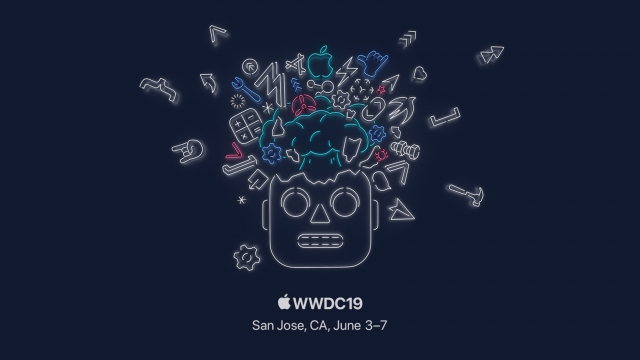 Apple announces WWDC 2019: June 3-7