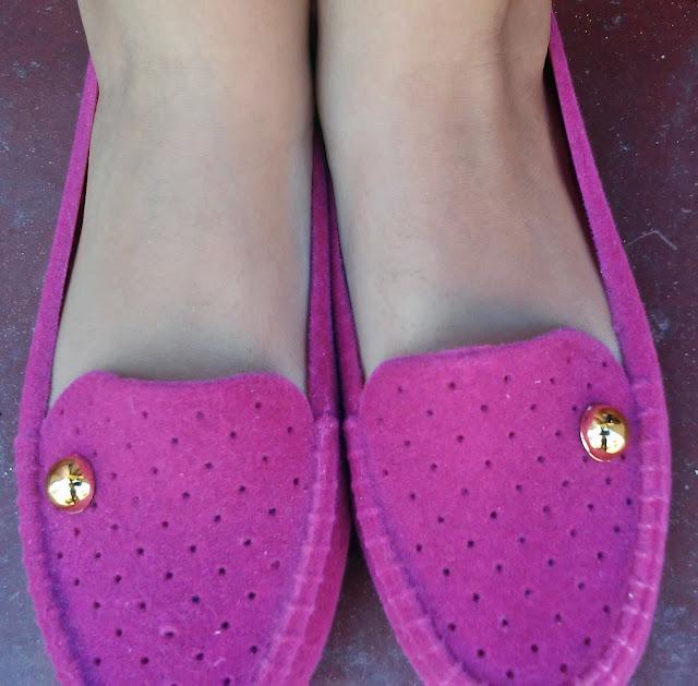 Achegue-se! Dicas de calçados: Sapatilha Bella Lua - Infantil