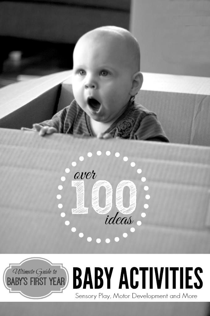 http://lemonlimeadventures.com/ultimate-guide-baby-activities/