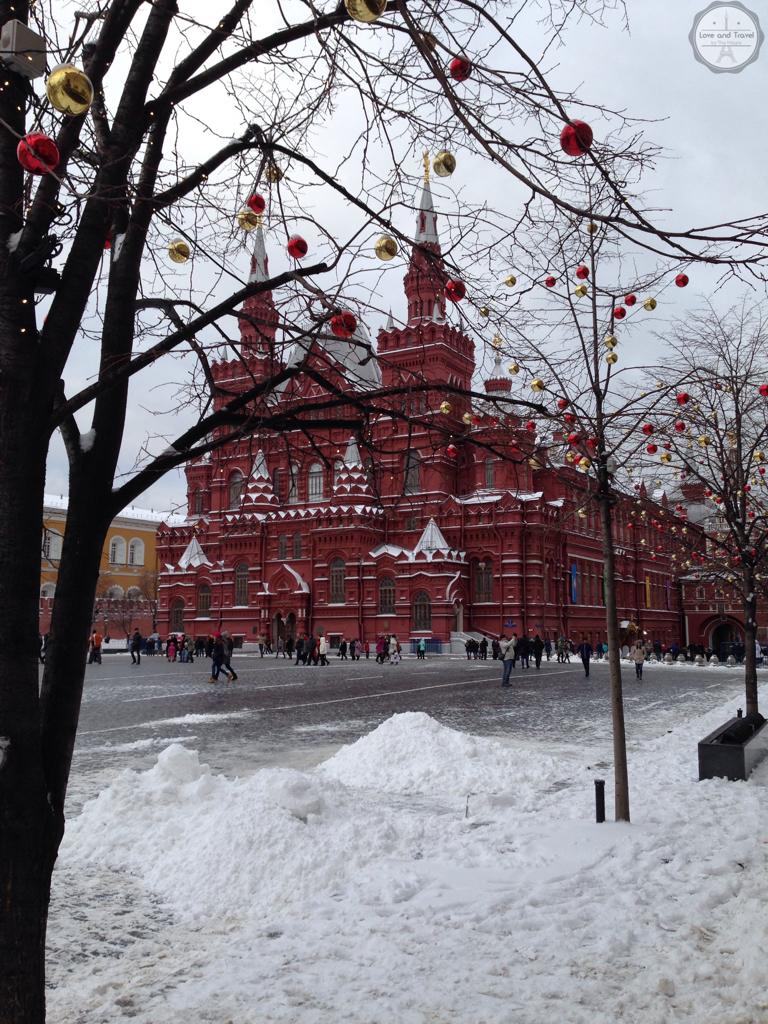 red square praça vermelha