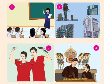 Buku Guru dan Buku Siswa Kurikulum 2013 SD-MI Kelas V Semester 2 Tema 6, 7, 8, 9