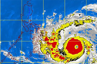 Super Typhoon YOLANDA Update - PAGASA, November 7, 2013