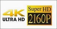 Ultra HD (4K) Logo