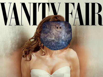 Bruce Jenner turtle Vanity Fair Call me Caitlyn parody satire
